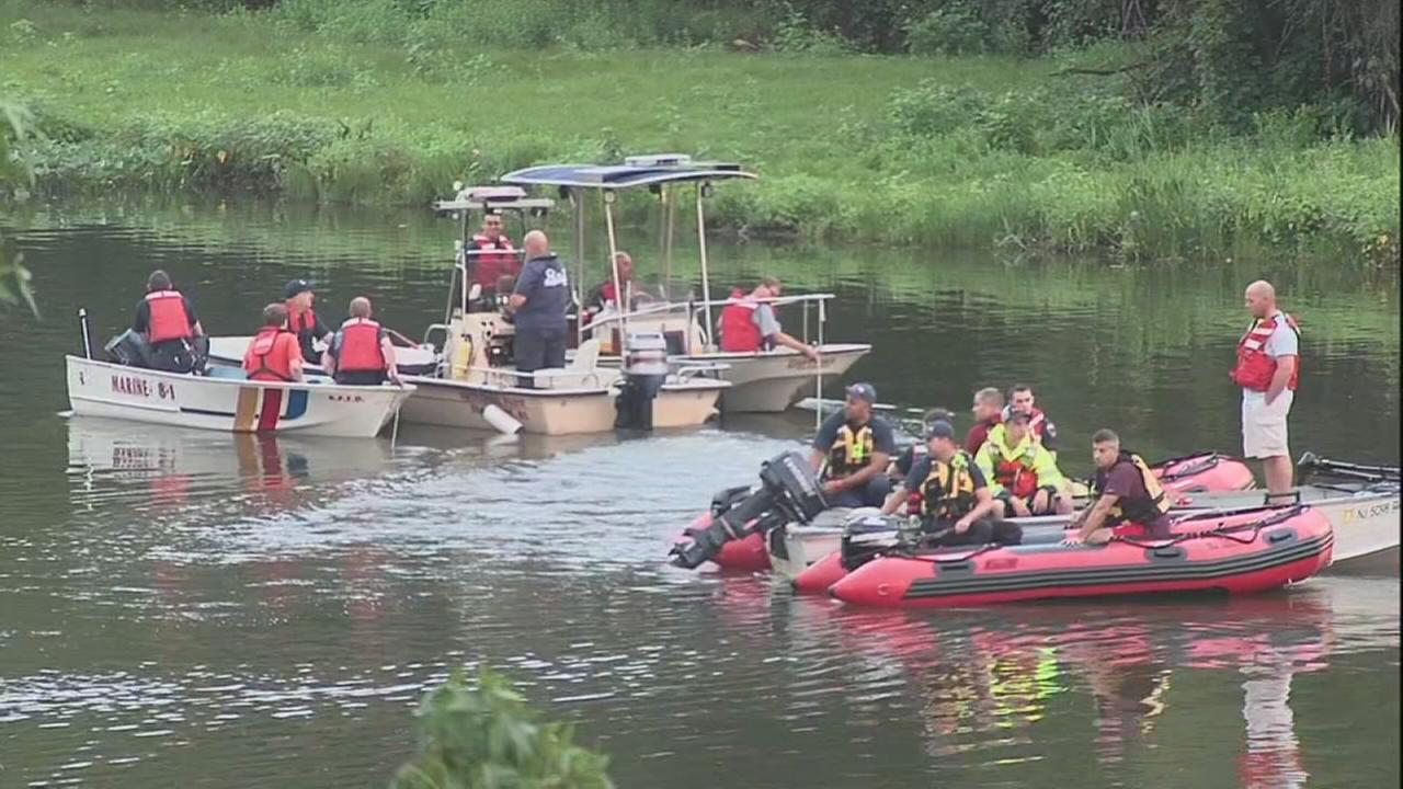 Mans body recovered from Woodbury Lake