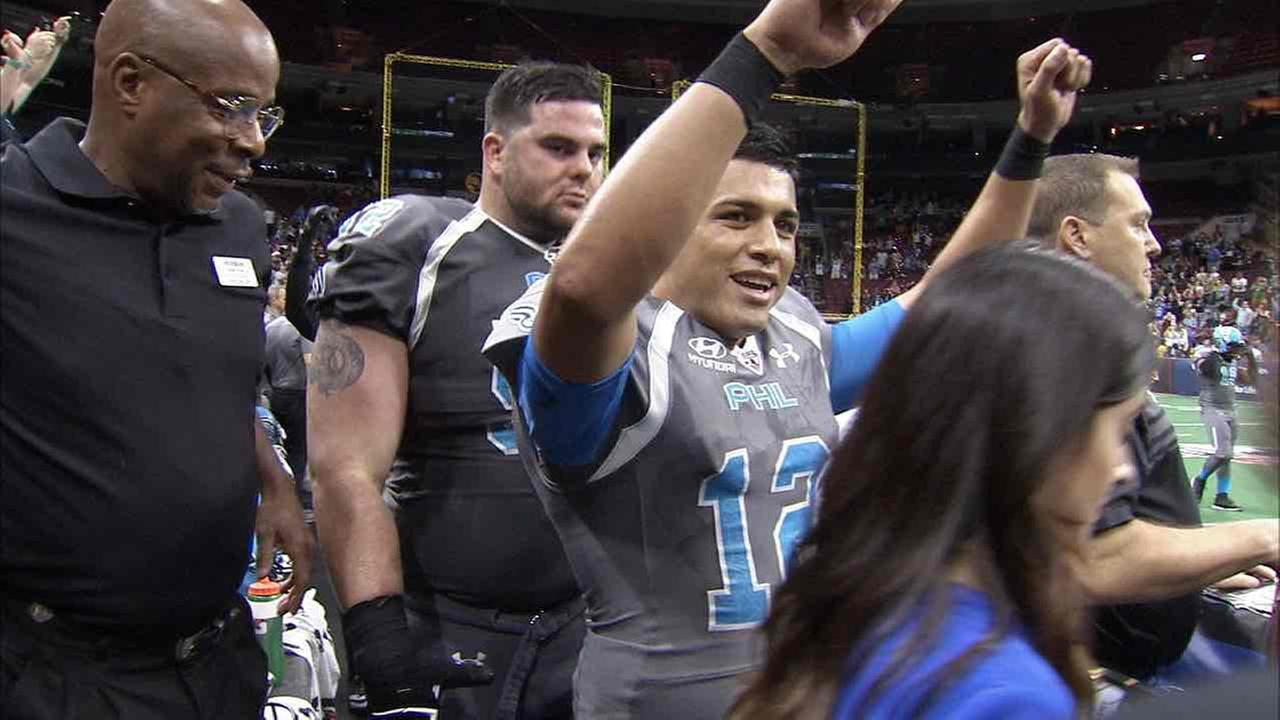 Philadelphia Soul advance to ArenaBowl to defend title