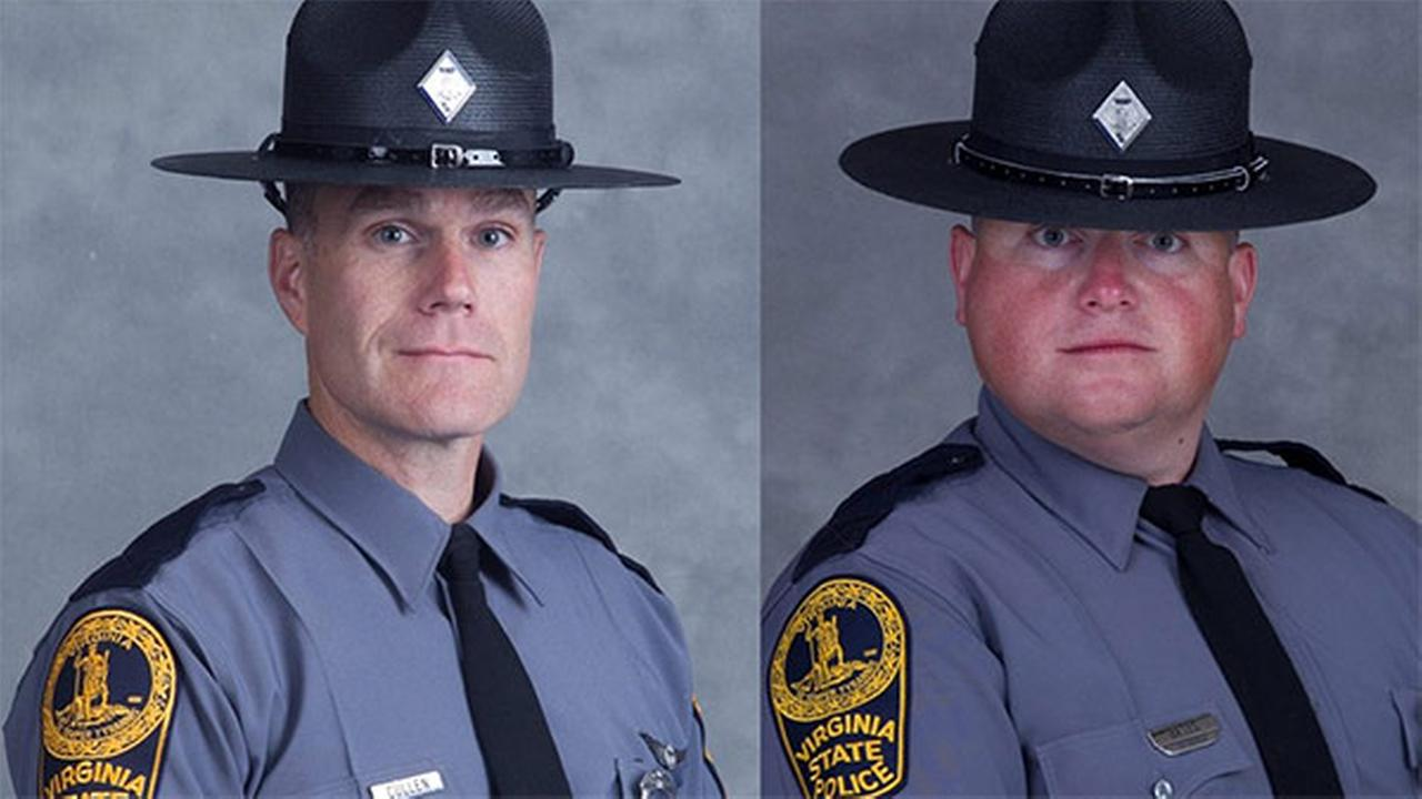 State Police officers die in helicopter crash during rally