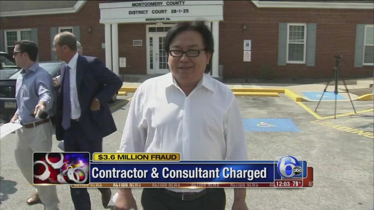 VIDEO: AG: Contractor, inspector stole $3.6M from PennDOT