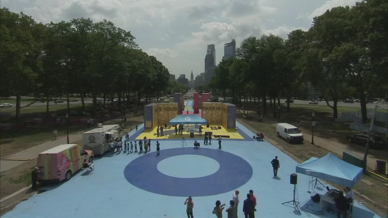 6abc Loves the Arts: Fun on the Parkway