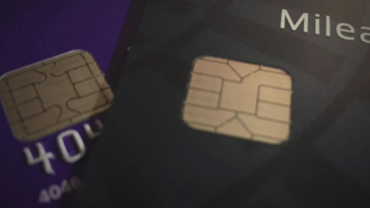 Experts find flaw in credit card chip security
