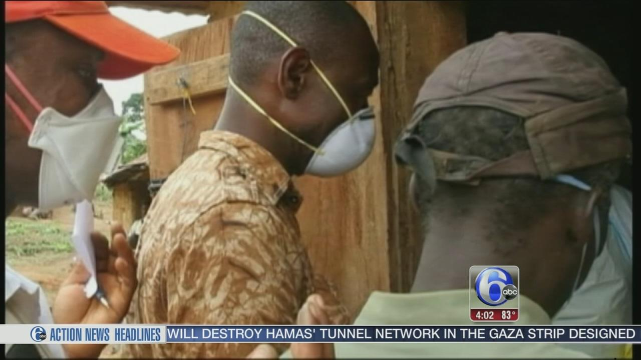 VIDEO: Locals react to Ebola outbreak