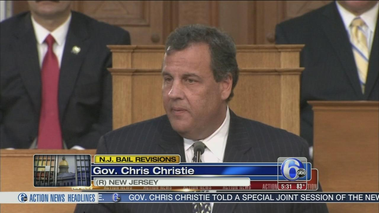 VIDEO: Vote on bail overhaul Monday