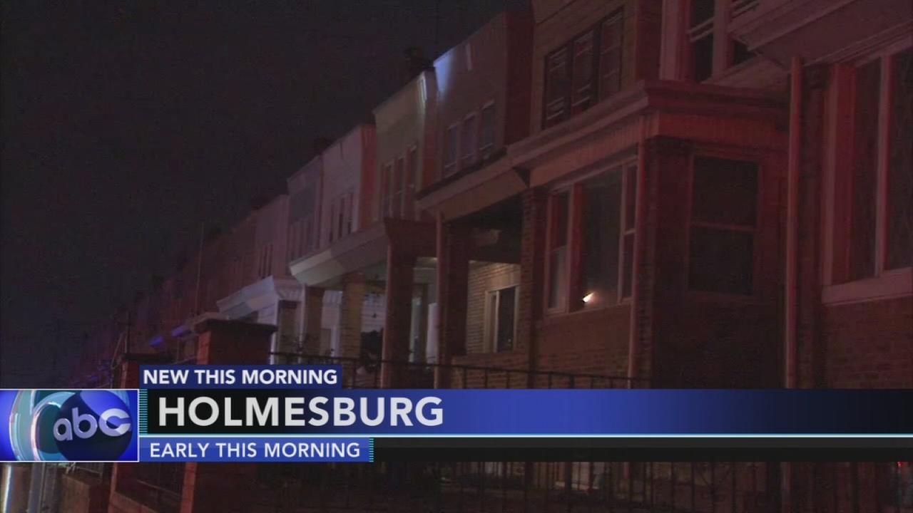 Fire damages home in Holmesburg