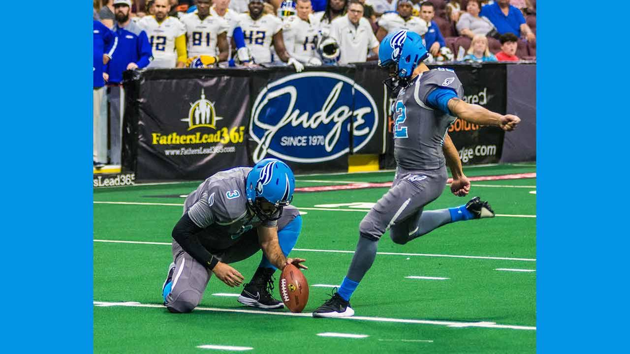 Soul's kicker named AFL Kicker of the Year