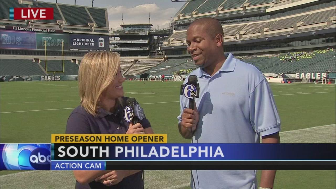 Ducis and Jamie preview Eagles preseason home opener