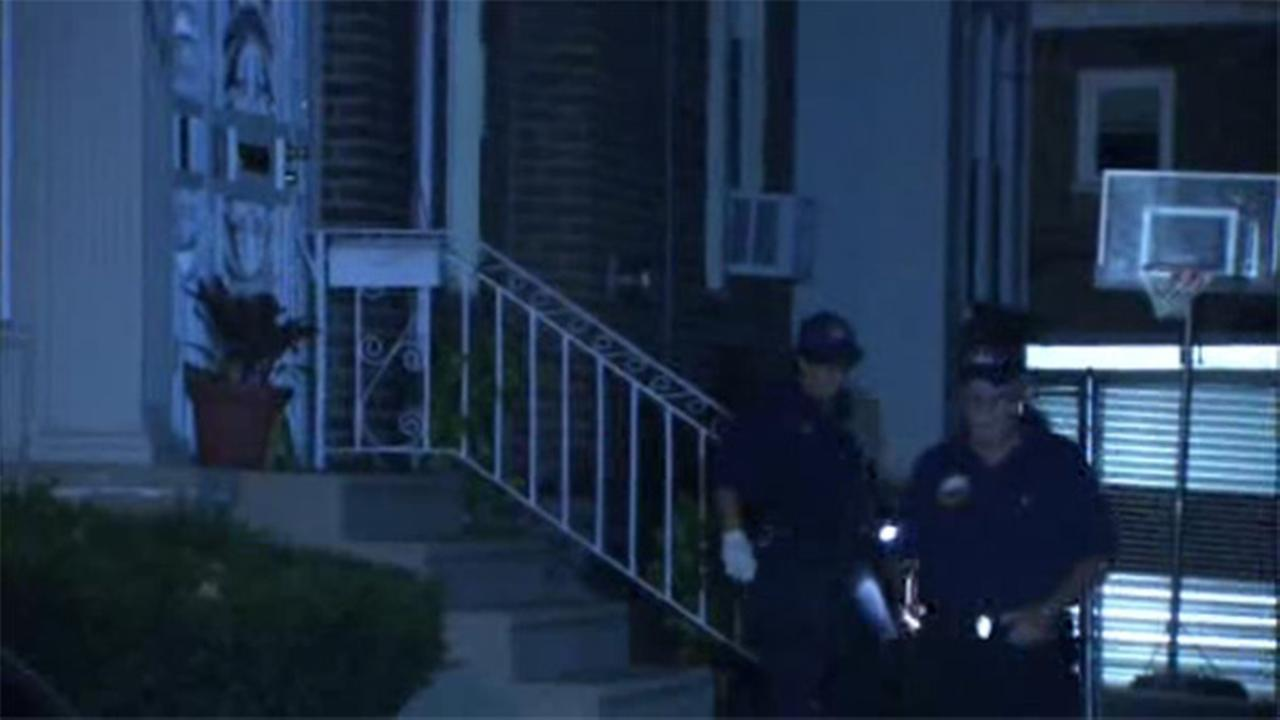 Suspected burglar killed in police-involved shooting in NE Phila.