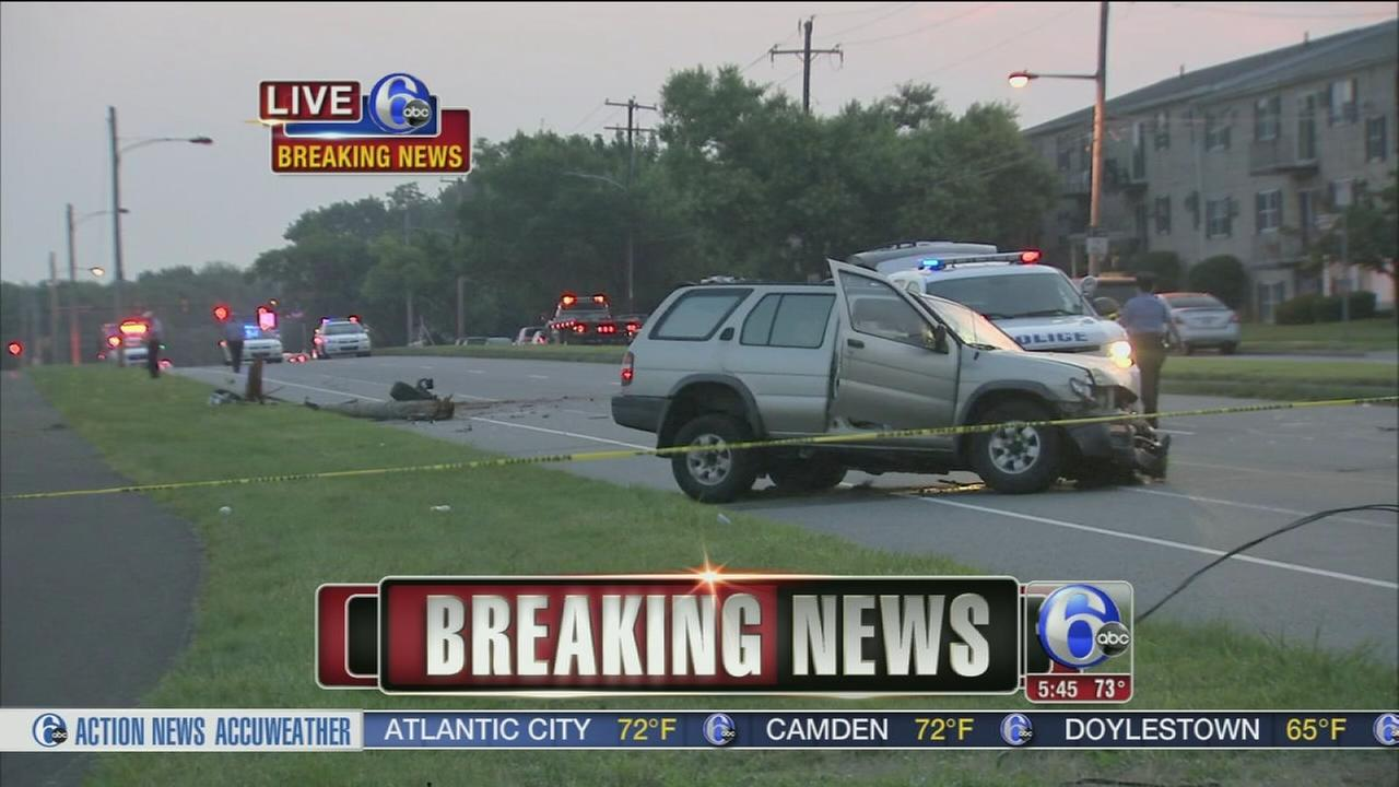 VIDEO: Pedestrian killed in NE Phila.