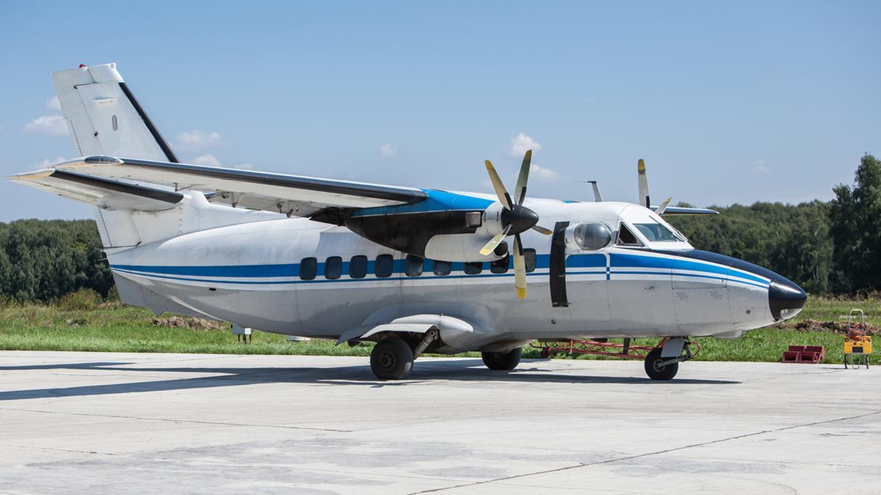 Pilot okay after Cape May County plane crash