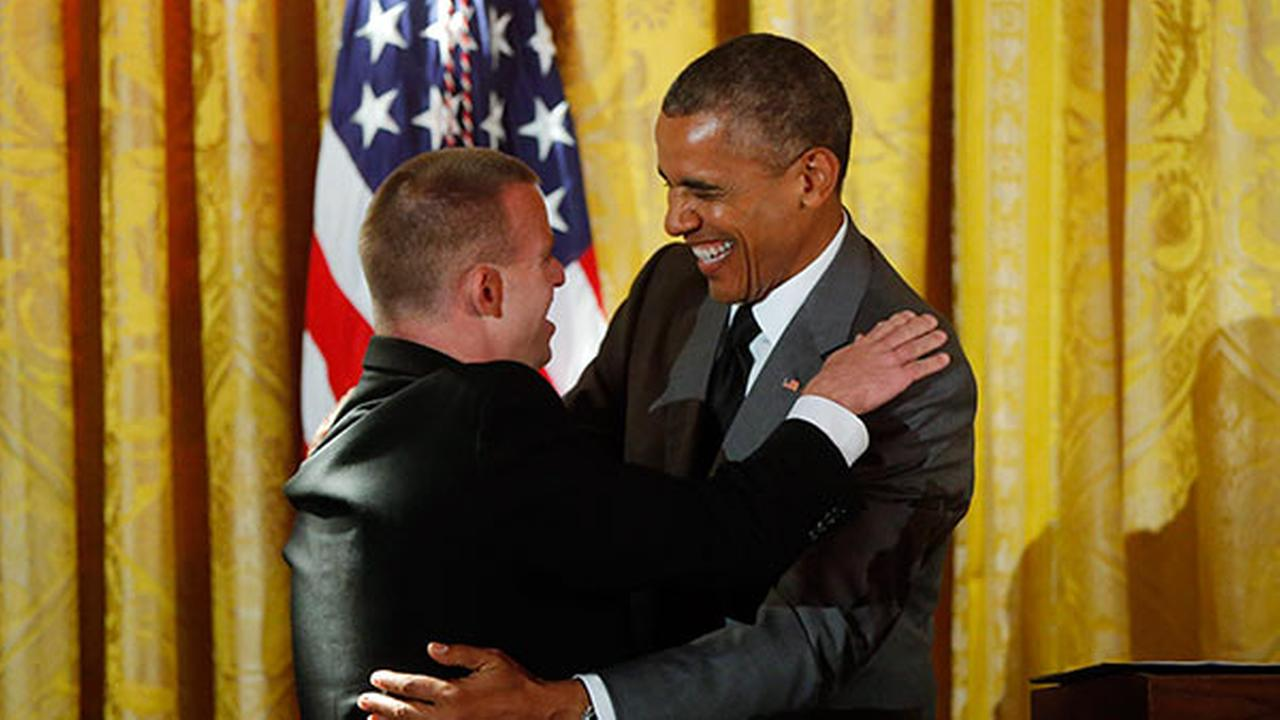 At White House gala, Obama honors Special Olympics