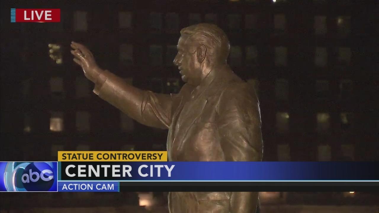 Rizzo statue controversy