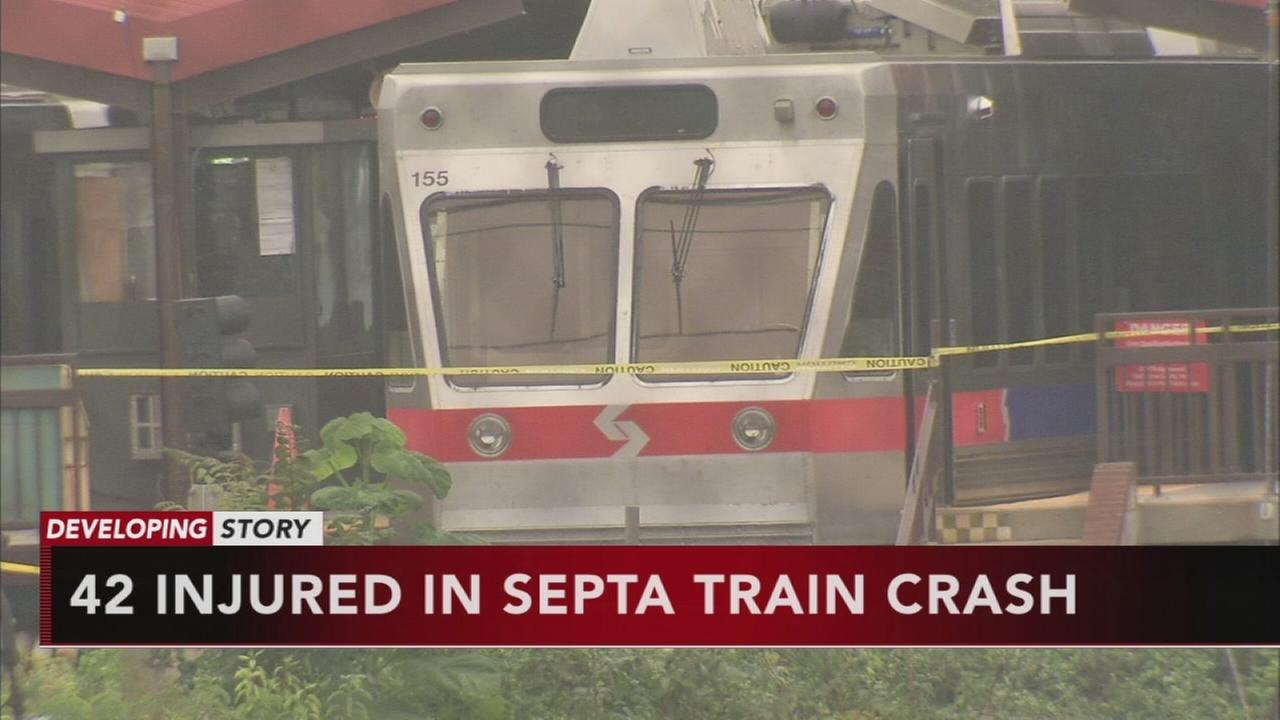Investigation into SEPTA crash