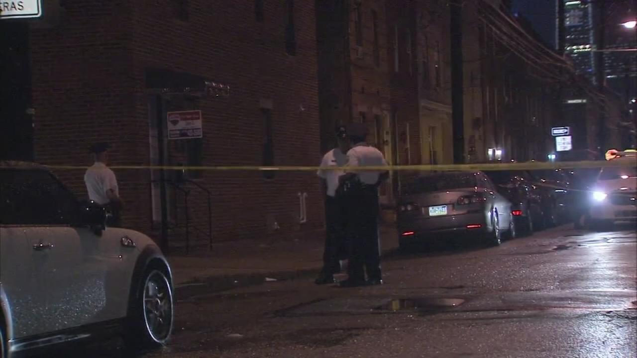 Bicyclist shot in Point Breeze