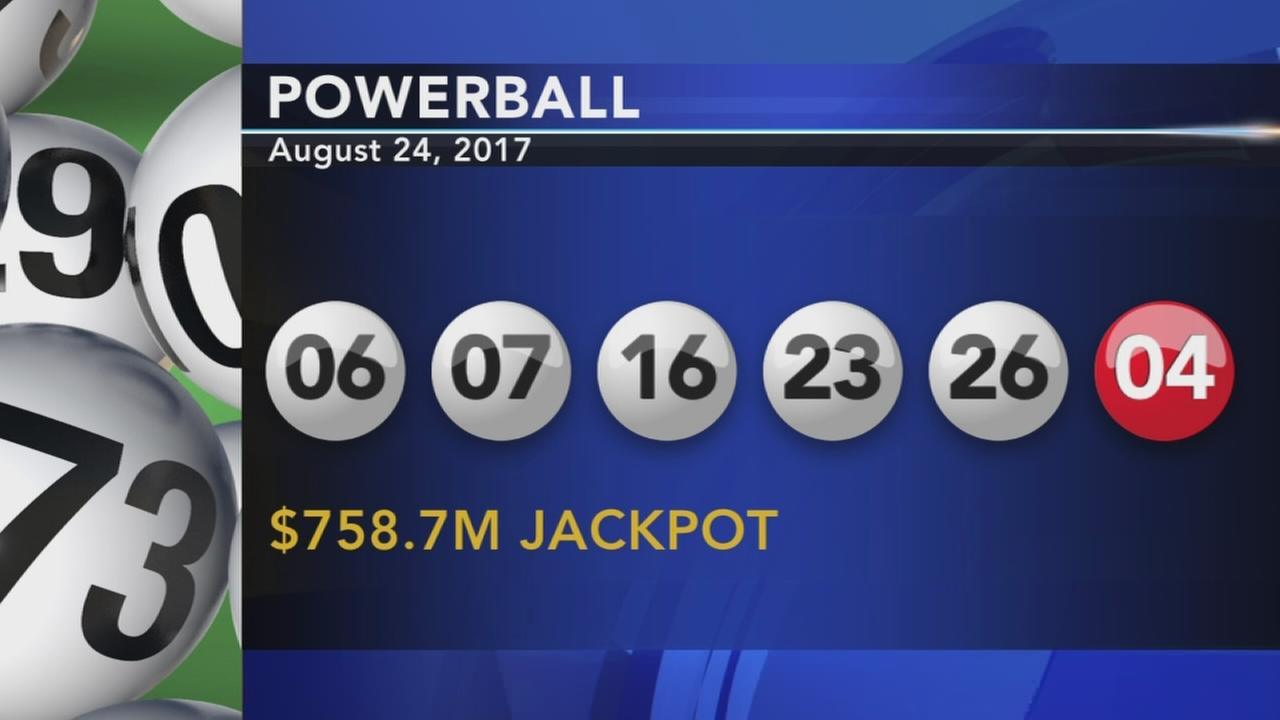 Winning Powerball ticket in Mass.