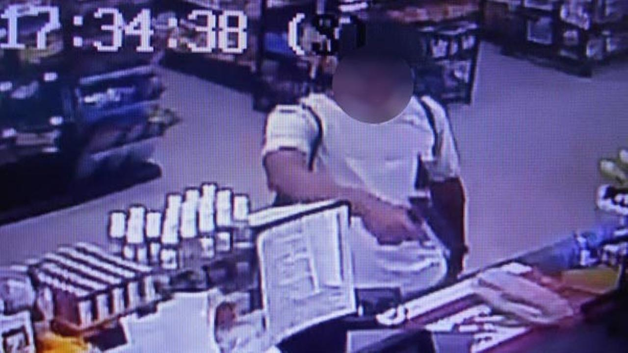 13-year-old boy charged with Pennsylvania gas station heist