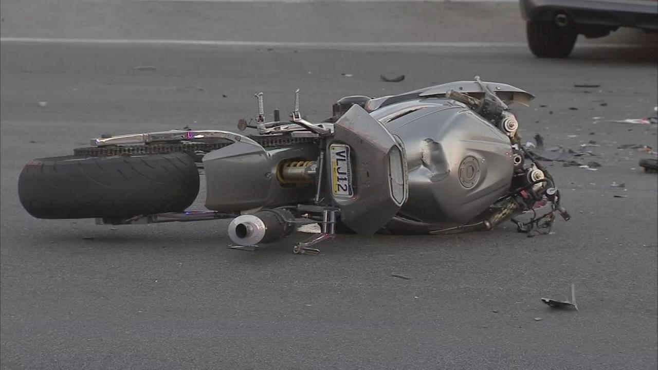Motorcyclist killed after colliding with vehicle in Delco