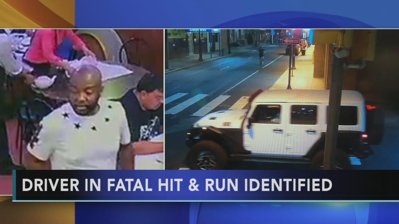Police obtain arrest warrant for fatal Center City hit-and-run