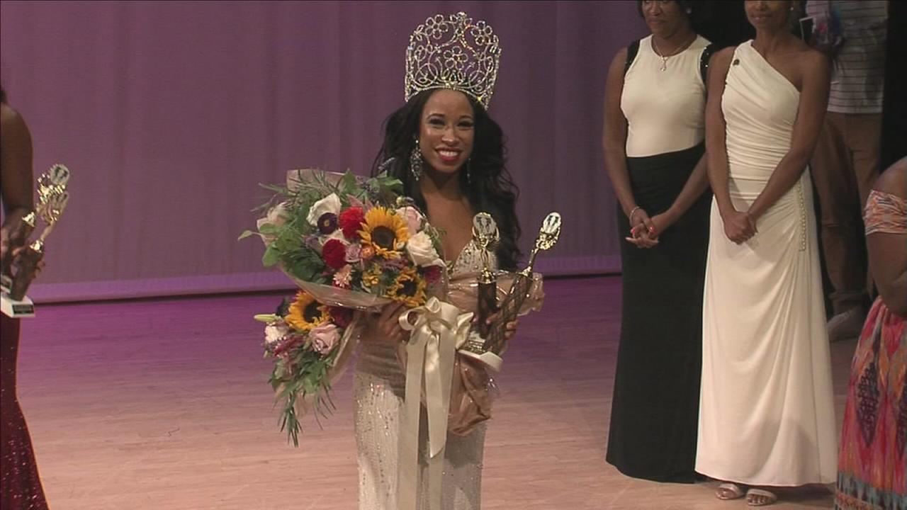 VIDEO: New Miss Black America crowned in Manayunk
