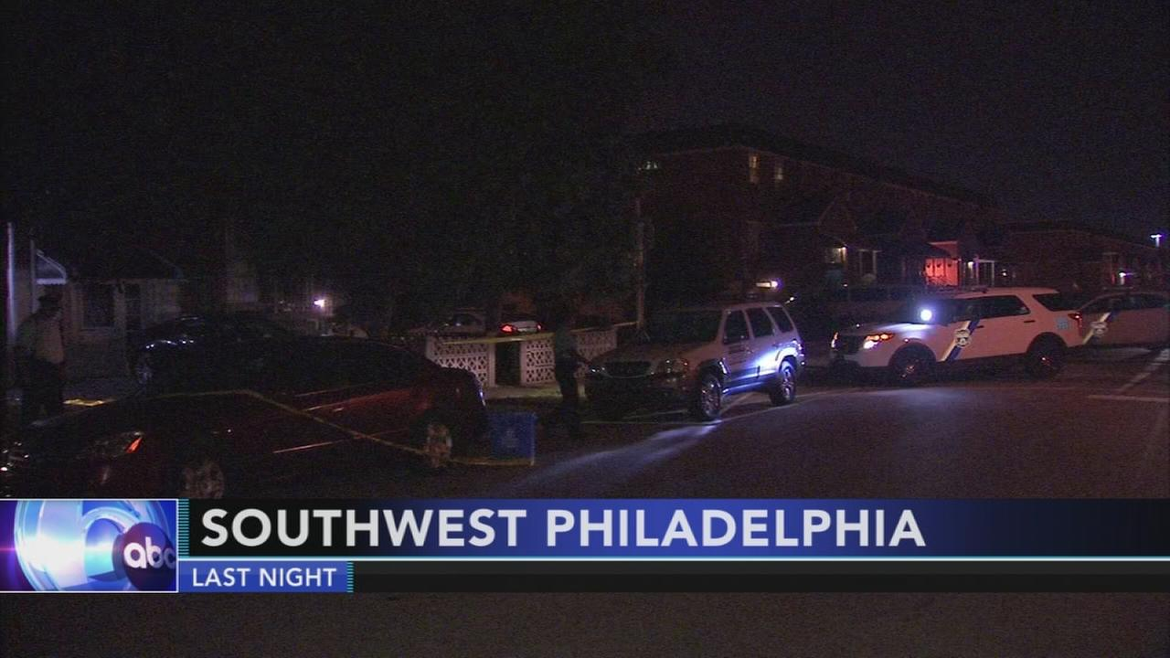 Man shot in SW Philadelphia