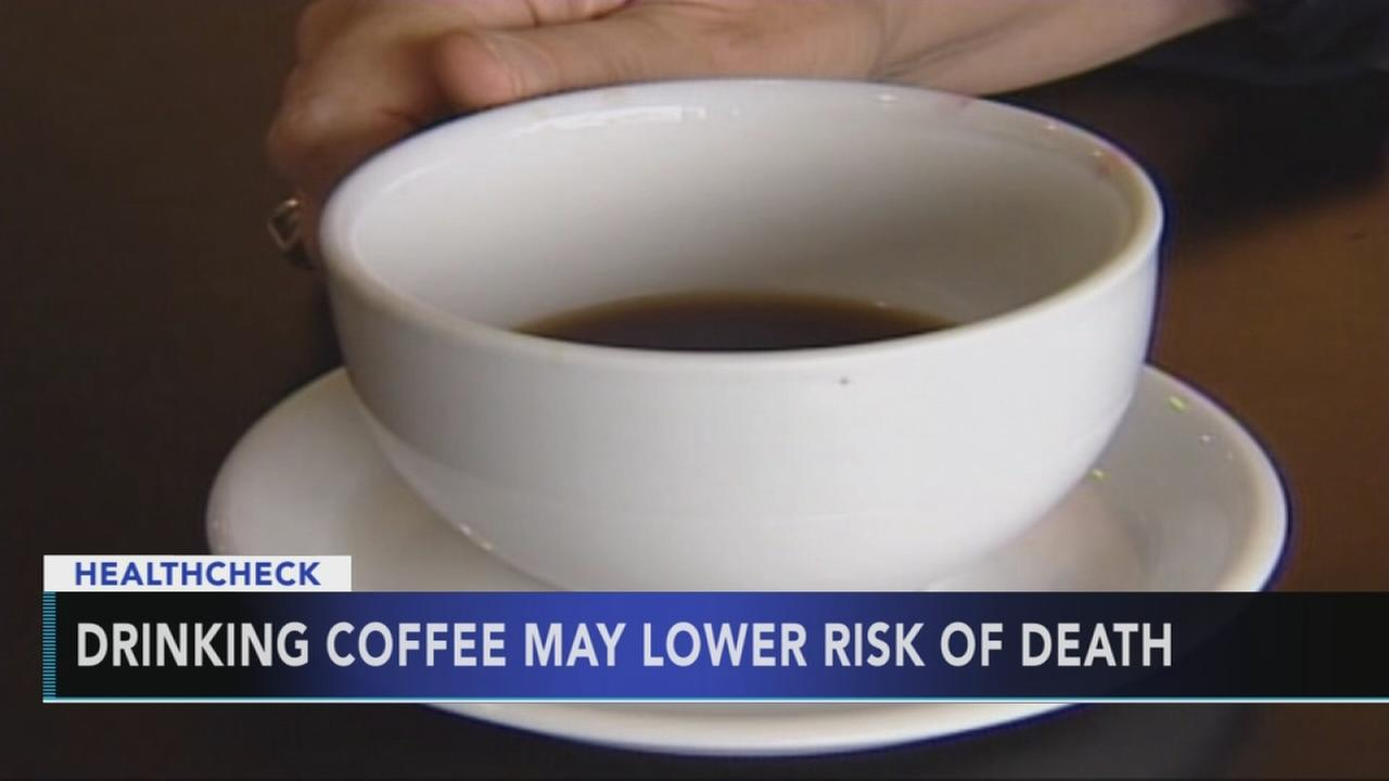 Have another cup: Study suggests coffee can help you live longer
