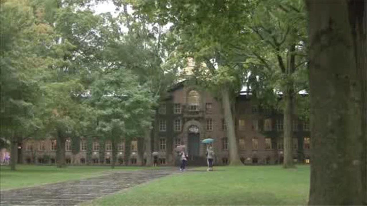 Armed out-of-uniform cop spurs Princeton University lockdown