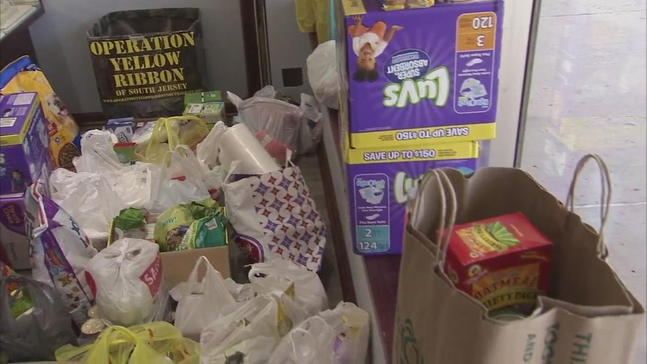 Elks Lodge in Marlton provides help for Harvey victims