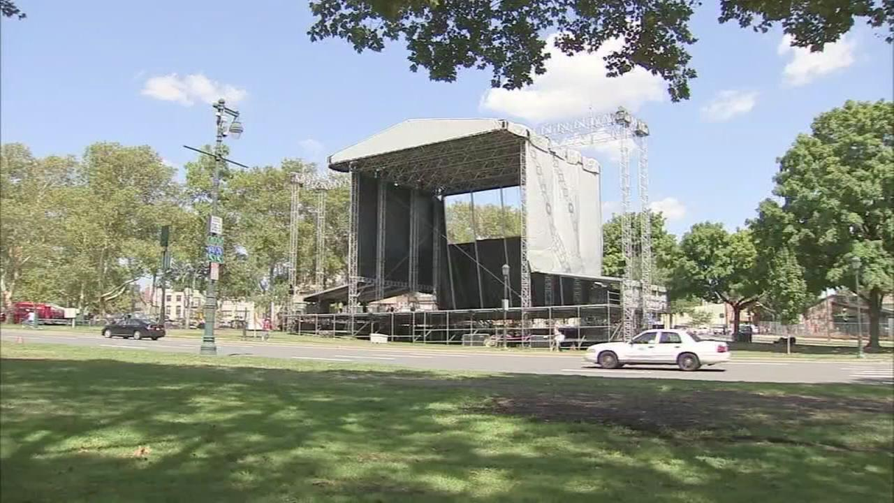 Street closures, preps underway for Made in America