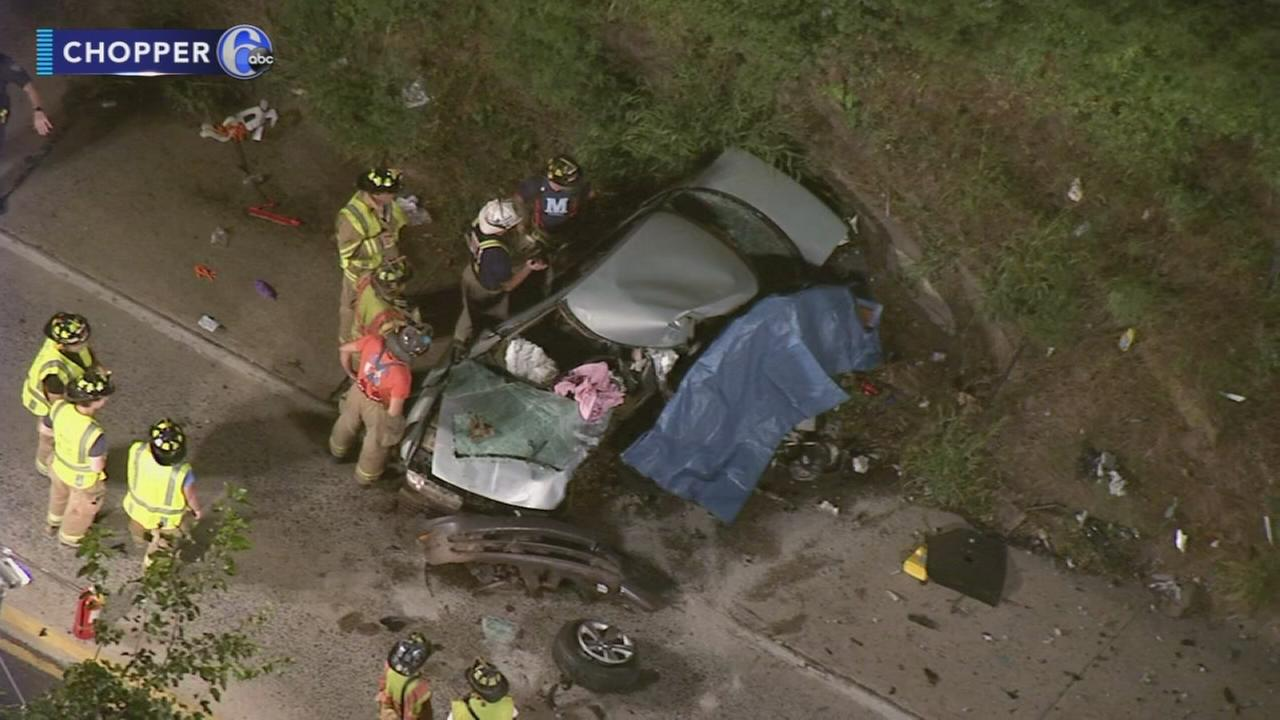 2 people injured after vehicles collide in Bucks County