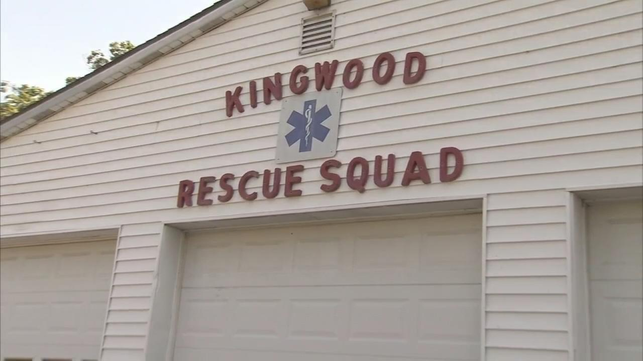 Local rescue squad aids Harvey victims miles away