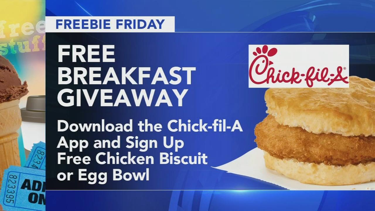 Freebie Friday: Museum admission, Garth Brooks music, Chick-Fil-A