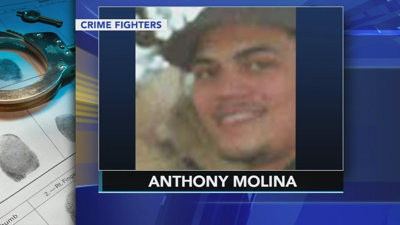 Crime Fighters: Who killed Anthony Molina?