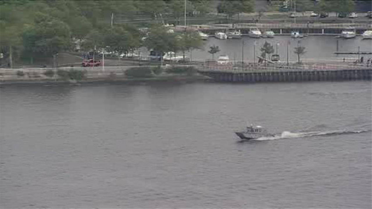 Body of a man found in Delaware River