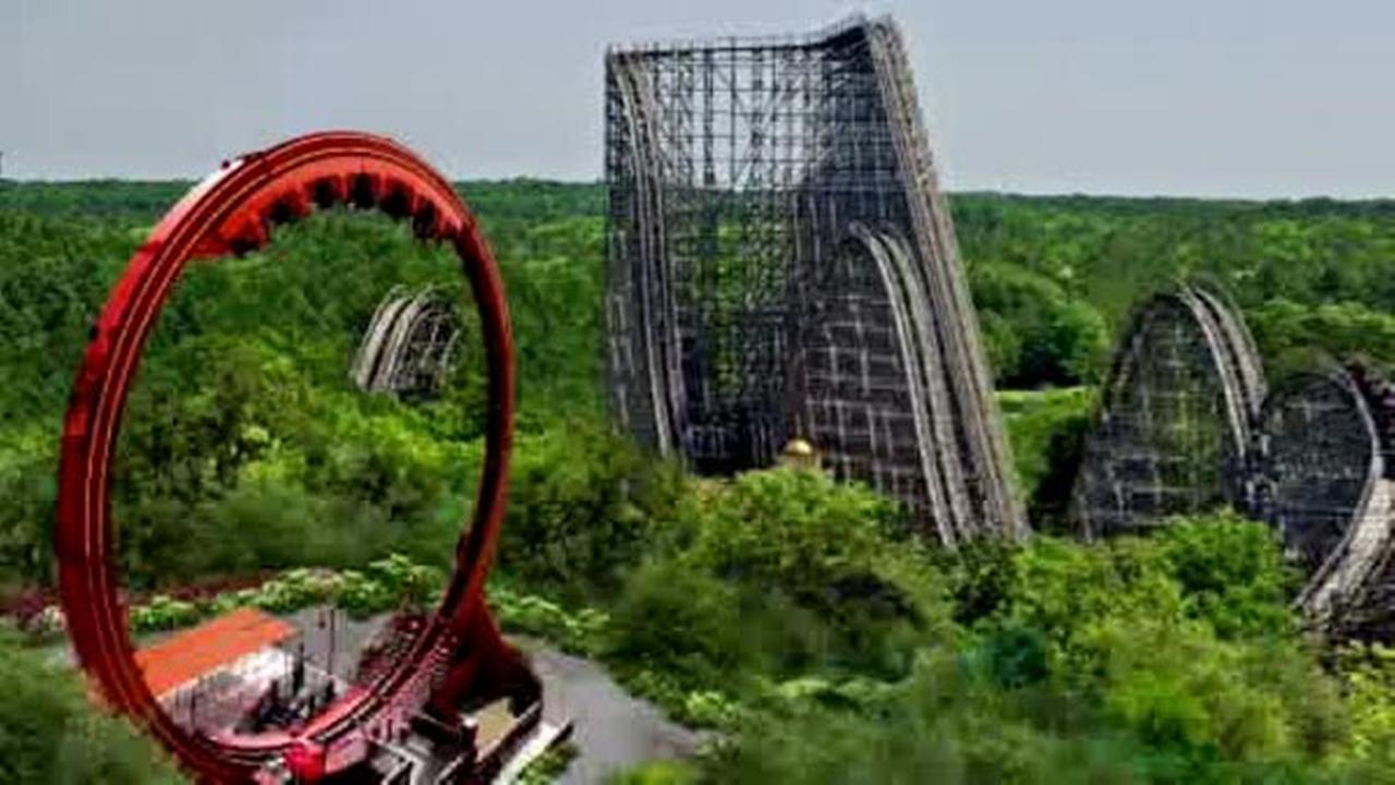 Six Flags Great Adventure worker struck by truck dies from his injuries