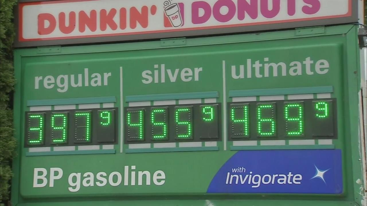 Gas prices rise across nation, Philadelphia area