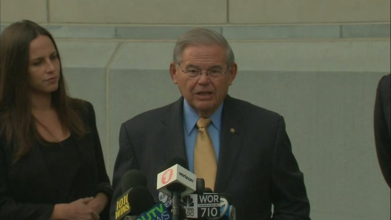 Prosecutors: Sen. Menendez sold his office for ritzy trips