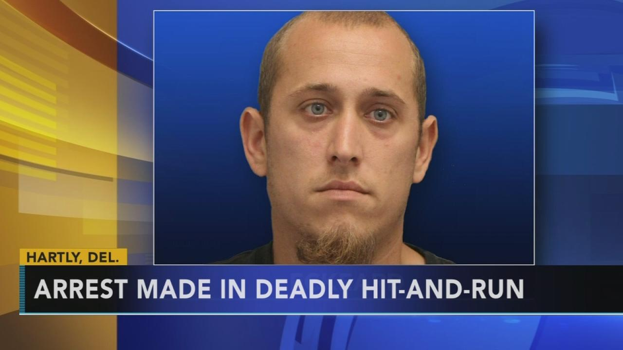 Del. man charged in fatal hit-and-run involving Amish buggy
