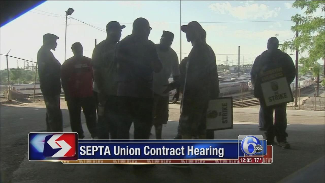 VIDEO: Mediators seek deal in SEPTA dispute