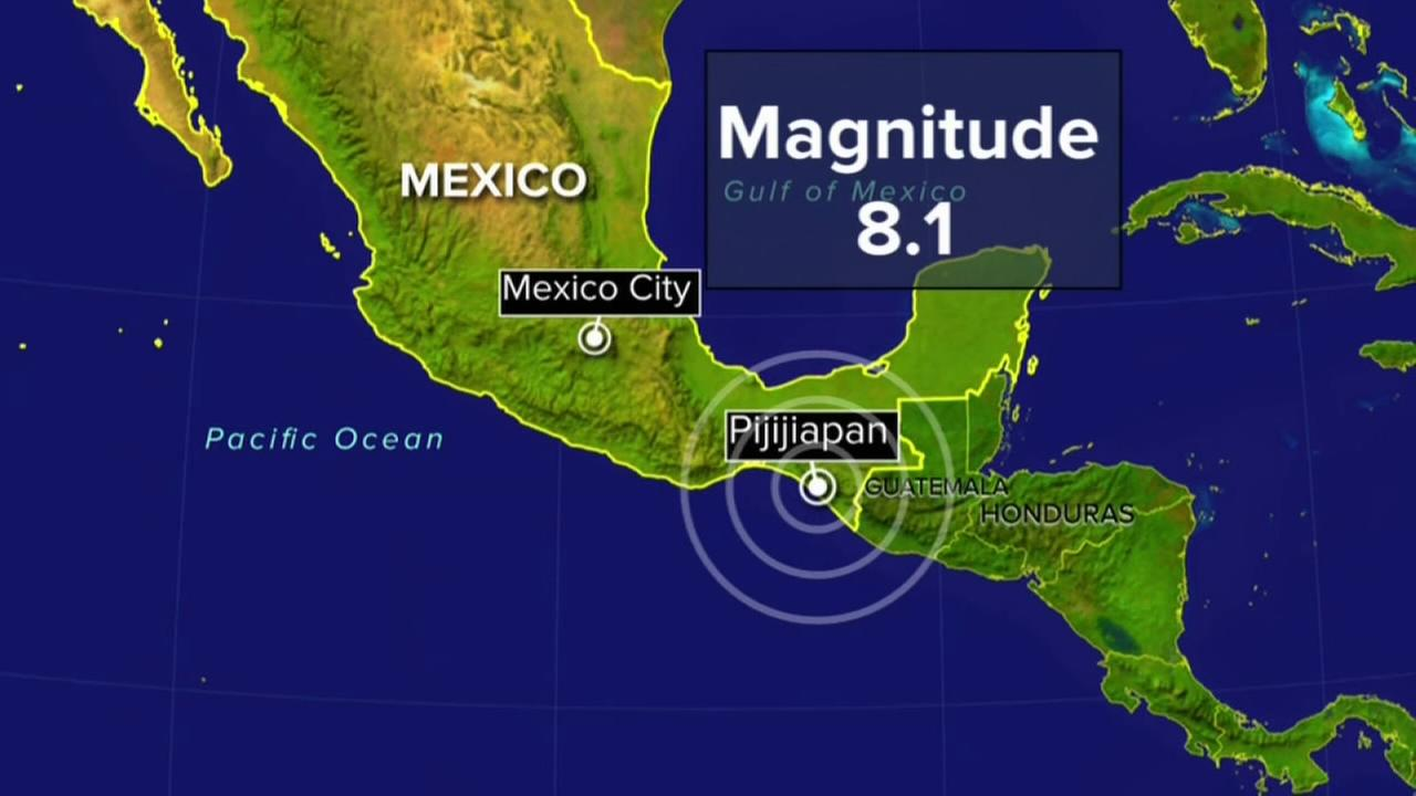 Powerful quake rocks southern Mexico coast; at least 32 die