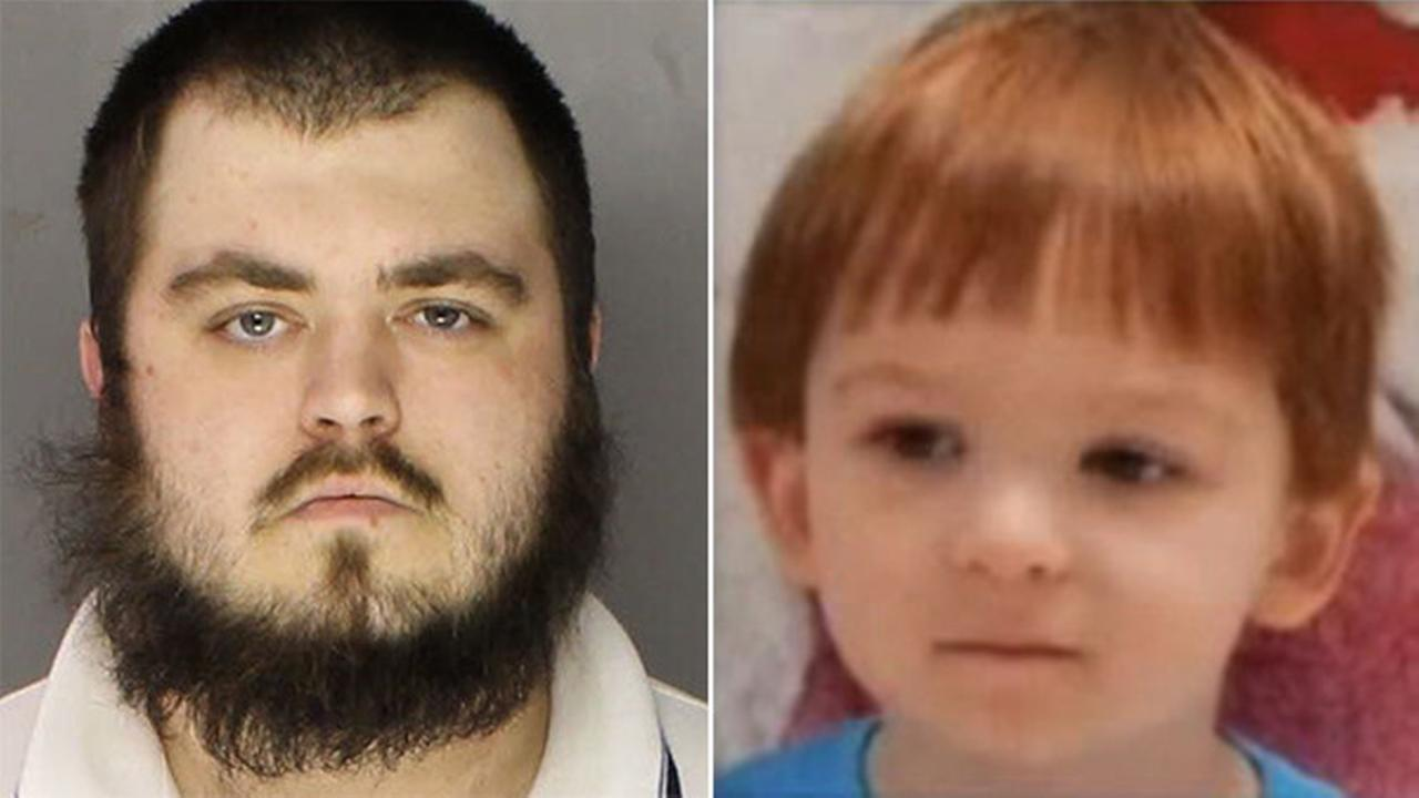 Man pleads guilty after 3-year-old hung up by feet, beaten, killed in Chester County