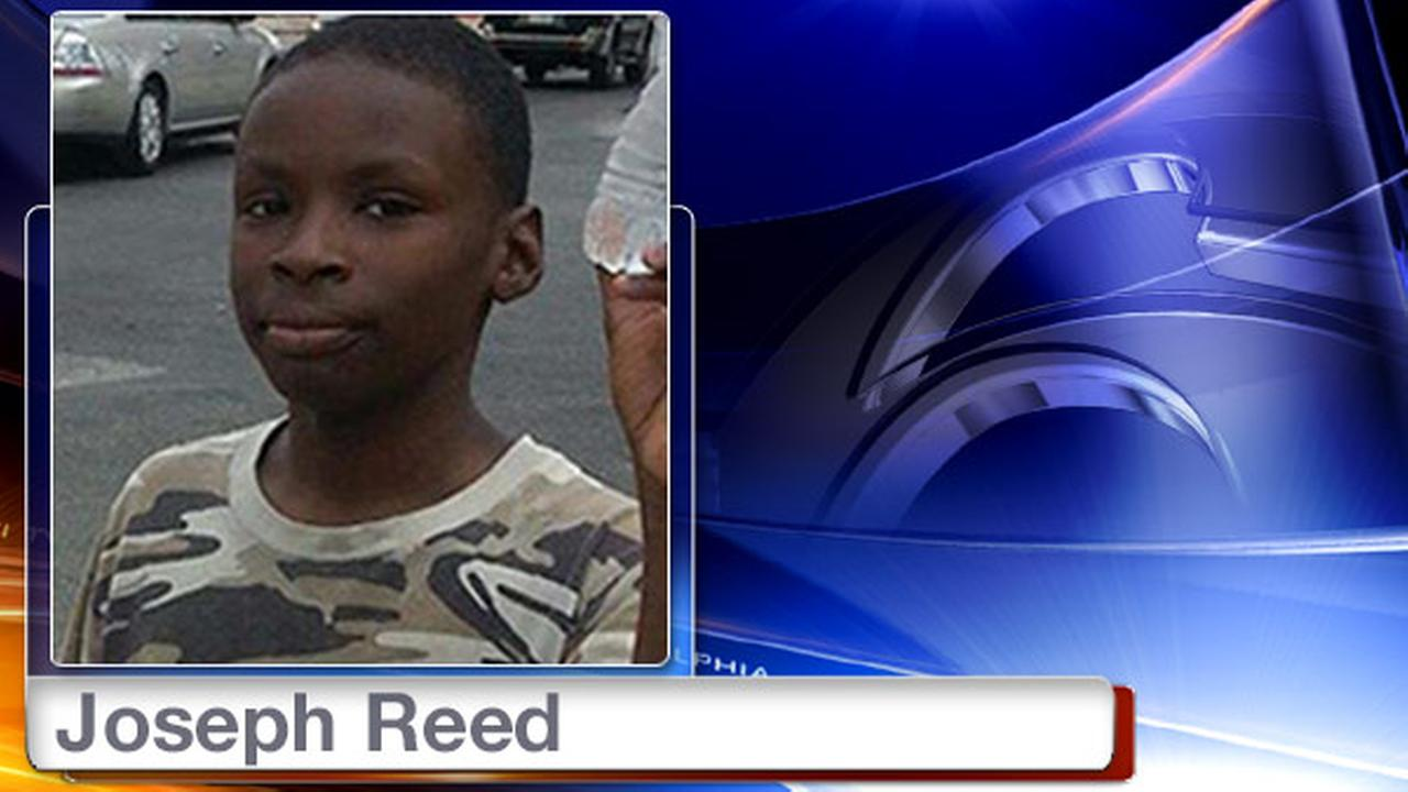 Pictured: Joseph Reed, 9, struck and killed by a carjacked SUV in the Tioga section of Philadelphia on July 25, 2014.