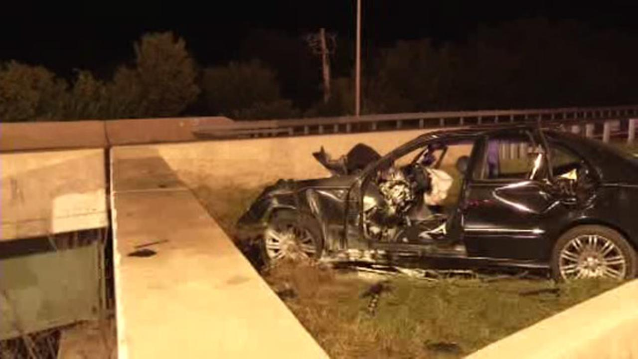 Driver dies after fiery wrong way crash in Delaware