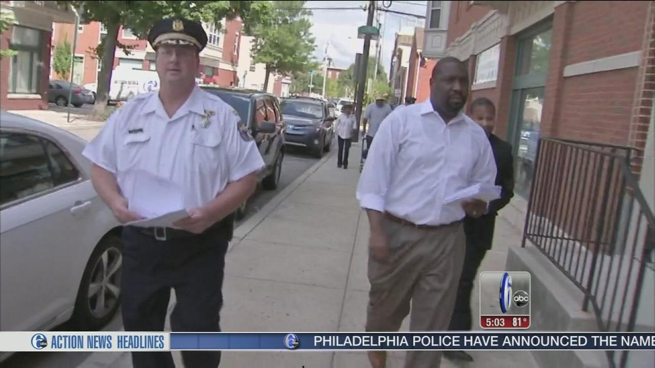 VIDEO: Leaders issue call to action after South Philly murder