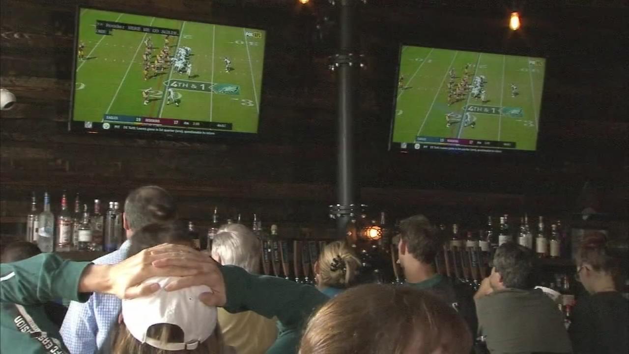Eagles win season-opener against the Redskins