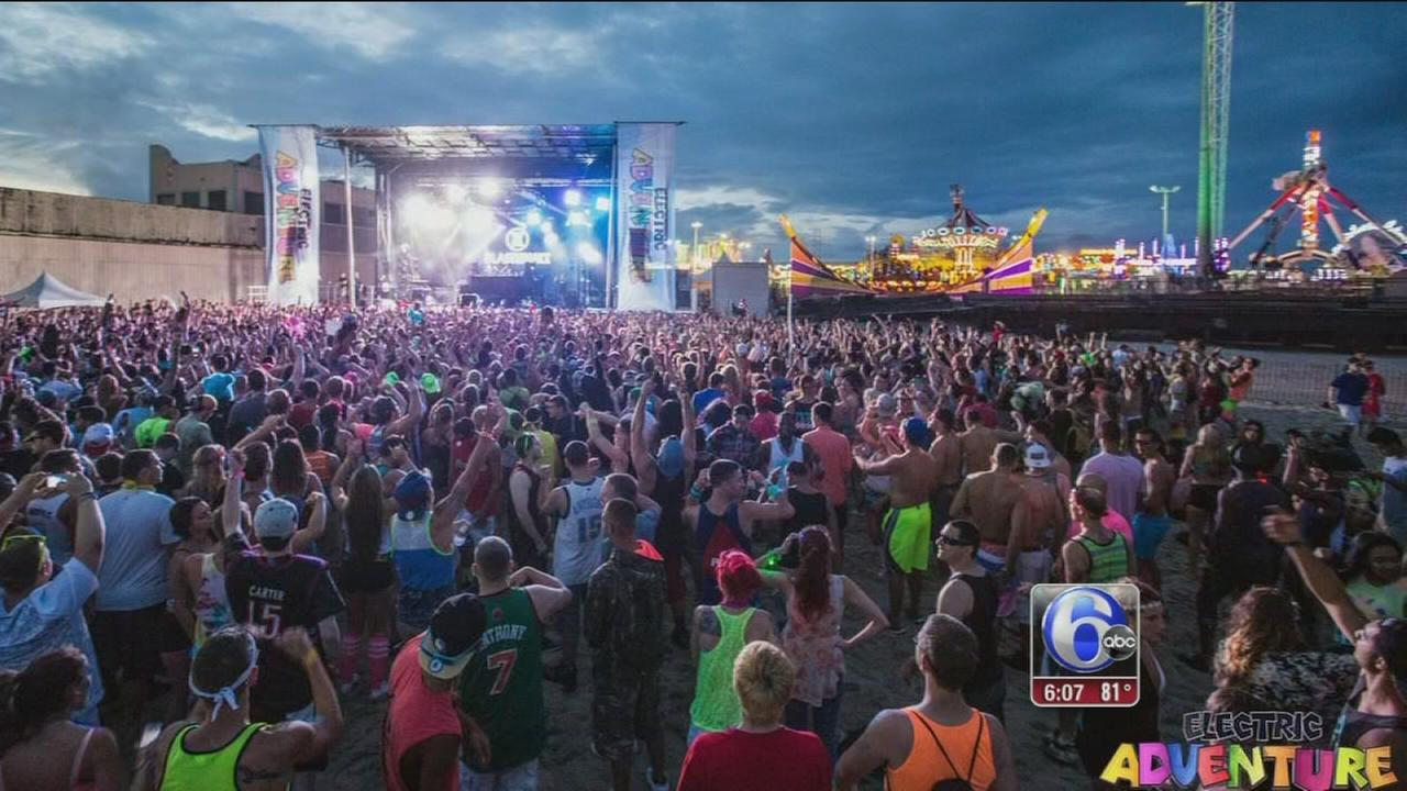 VIDEO: Overdoses, arrests at Seaside Heights concert