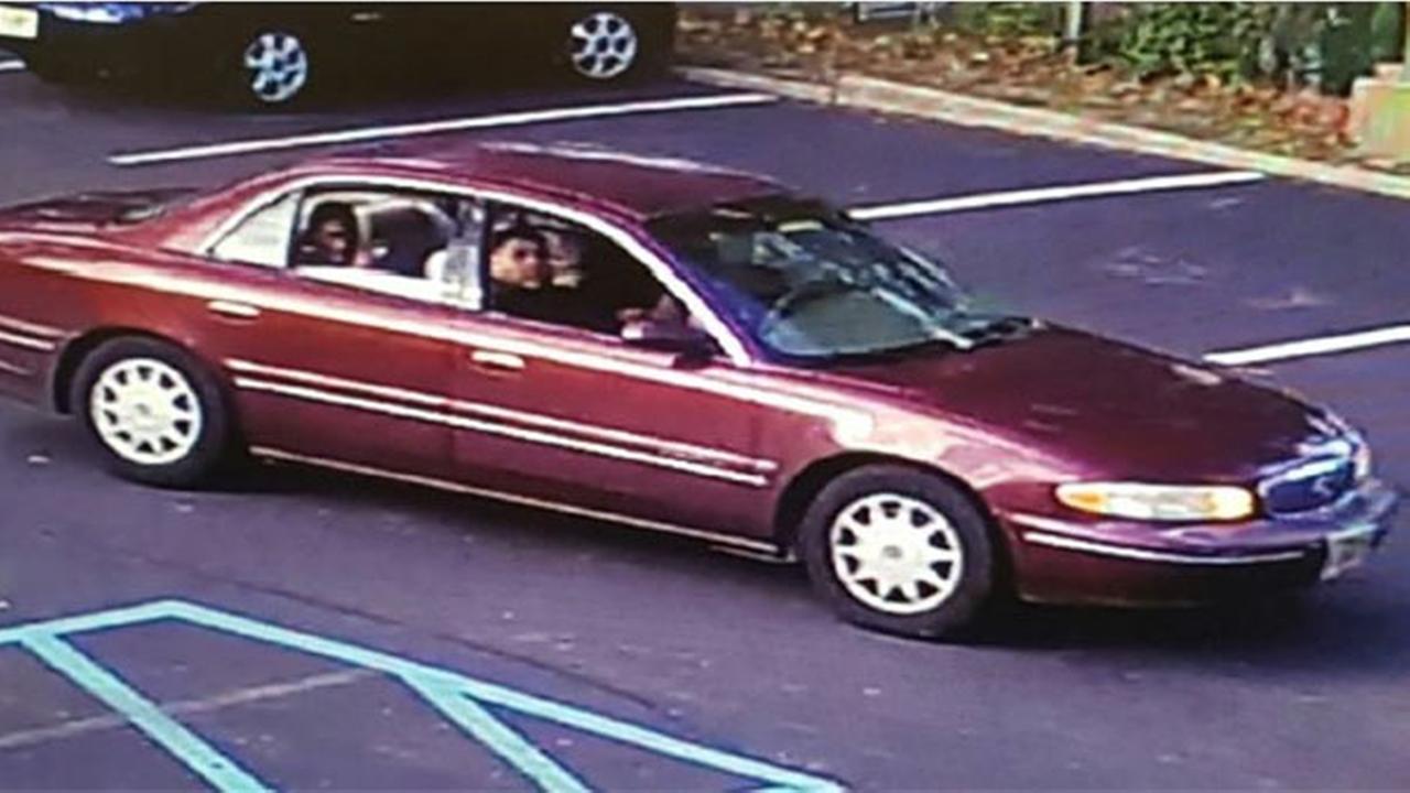 Vehicle sought in Pennsauken homicide case