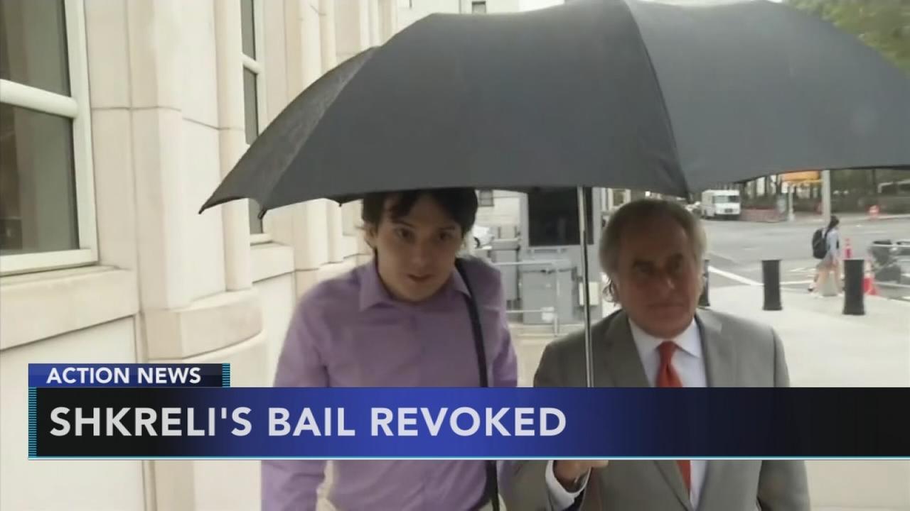 091417-wpvi-shkreli-bail-revoked-video