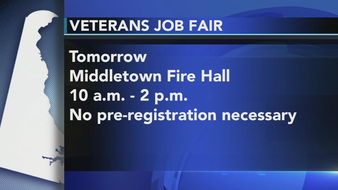 Career Fair for Veterans in Delaware