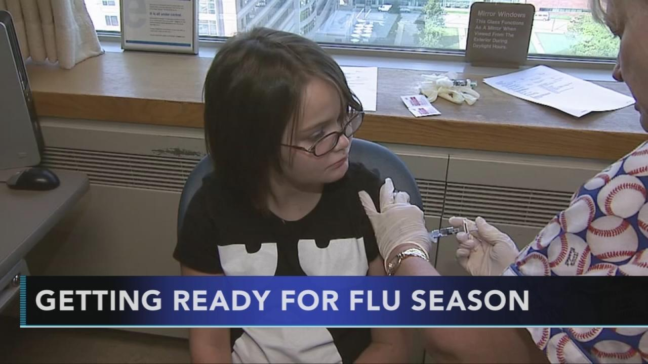 Getting ready for flu season