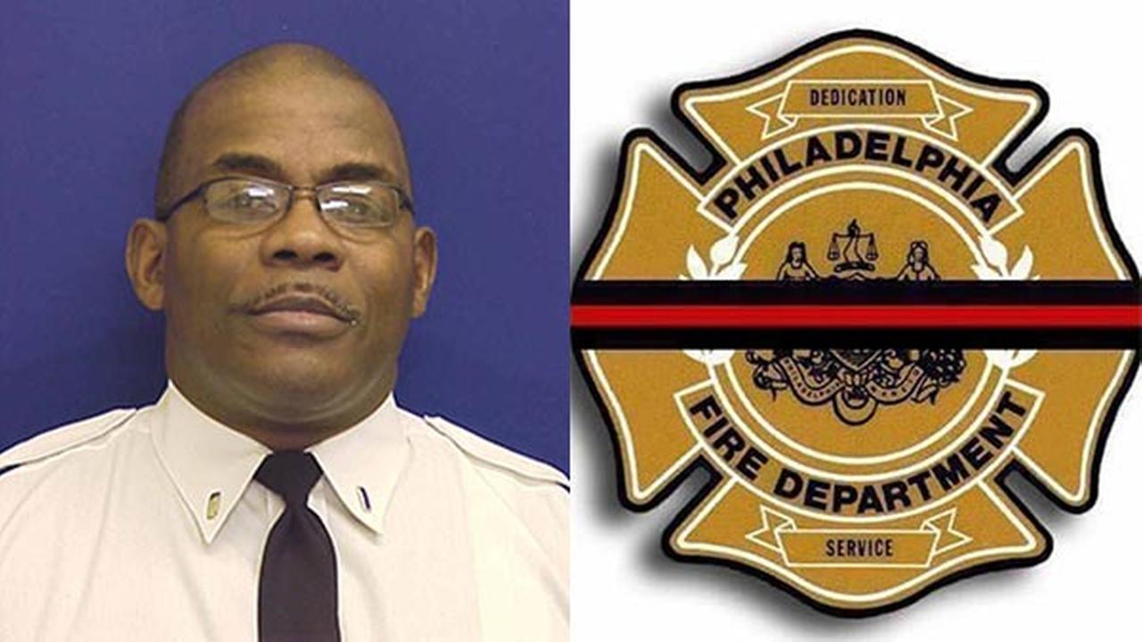 Philadelphia Fire Department mourns loss of firefighter